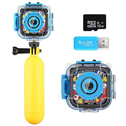 Kids Camera iMoway Waterproof