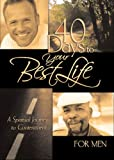 40 Days to Your Best Life for Men, Jay K. Payleitner, 1562927078