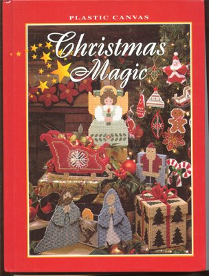 Christmas magic (Patterns Plastic Canvas Free Craft)