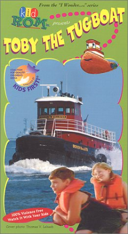 Toby The Tugboat [VHS]
