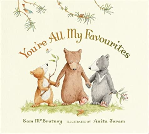 Book You're All My Favourites