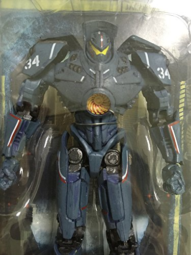 Pacific Rim Jaeger Gipsy Danger PVC action figure