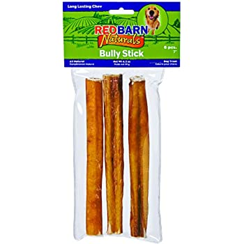 redbarn 7 inch bully sticks 3 pack pet. Black Bedroom Furniture Sets. Home Design Ideas