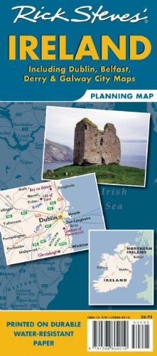 Rick Steves Ireland Planning Map...