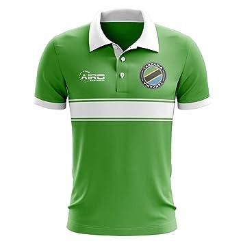 Airosportswear Tanzania Concept - Polo de fútbol para niños ...