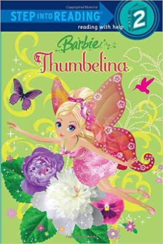 Book Barbie: Thumbelina (Barbie) (Step into Reading)