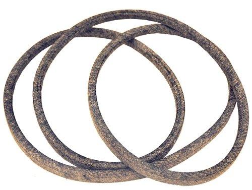 144959 Replacement belt made with Aramid fiber (Kevlar). For Craftsman, Poulan, Husqvanra, Wizard, more.