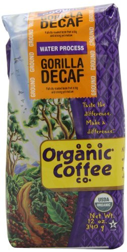 Top ground coffee decaf flavored