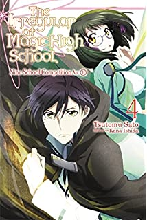 The Irregular At Magic High School Vol 4 Light Novel Nine