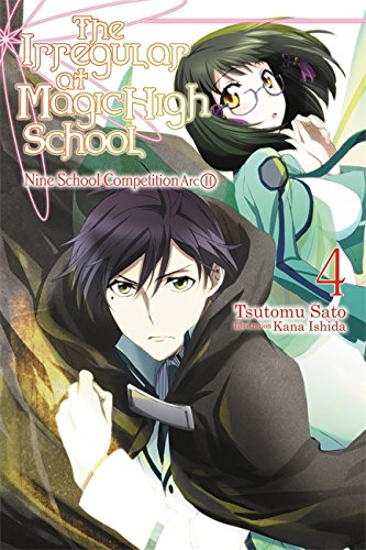 Download The Irregular at Magic High School, Vol. 4 - light novel pdf epub