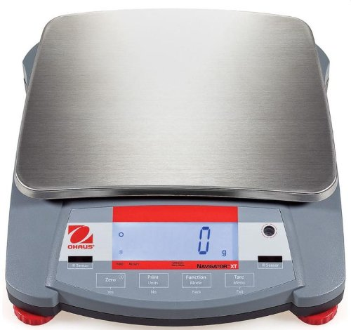 [Ohaus Navigator NVT16000/1 Touchless Sensor Portable Bench Scale 16,000gX1g,New] (Special 240 Grain Lead)