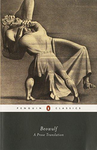 Beowulf: A Prose Translation (Penguin Classics)paperback
