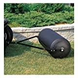 Cheap Brinly PRT-36SBH 390-Pound Tow Behind Poly Lawn Roller, 18 by 36-Inch