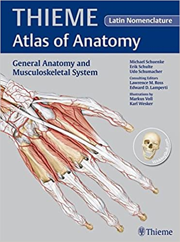 Thieme Atlas of Anatomy: General Anatomy and Musculoskeletal System ...