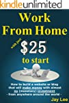 Work from Home with just $25 to start...
