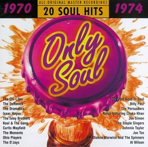 Only Ranking TOP19 Soul: Series NEW 1970-1974