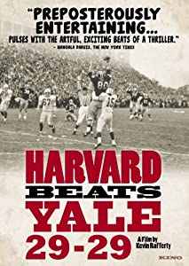 Image result for harvard beats yale 29-29