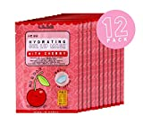 Cheap SUGU Korean Hydrating Gel Lip Masks with Cherry, 12-Count