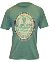 Guinness Green Gaelic Label Tee