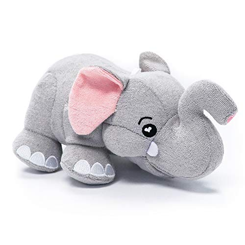 SoapSox Kids Miles the Elephant - Baby Bath Toy and Sponge
