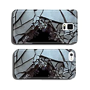 Cracked earth, vector cell phone cover case Samsung S6