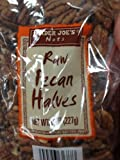Trader Joe's Raw Pecan Halves 8oz