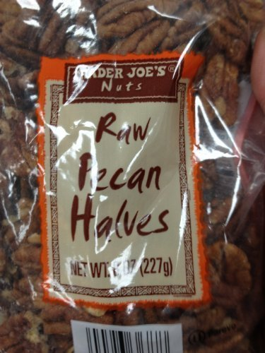 Trader Joe's Raw Pecan Halves 8oz