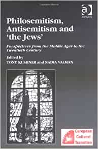 """a descriptive comparison on the jews and anti semitism in the middle ages As evil as these anti-semitic assaults were, they all pale in comparison to the holocaust of world war ii some six million jews perished in """"christian"""" europe, at least one million of them children."""
