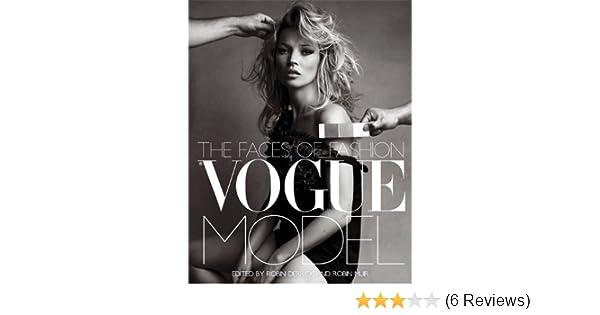 Vogue Model: The Faces of Fashion: Robin Derrick, Robin Muir