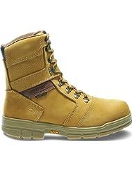 Wolverine Mens Barkley 8 inch Waterproof Work Boot