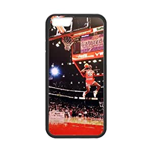 "YUAHS(TM) New Cell Phone Case for Iphone6 Plus 5.5"" with Michael Jordan YAS883300"