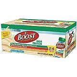 Boost High Protein Vanilla Nutritional Energy Drink Bottles - 237ml (24-pk.)