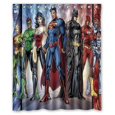 Amazon.com: Custom Dc Comics Justice League Superheroes Comics ...