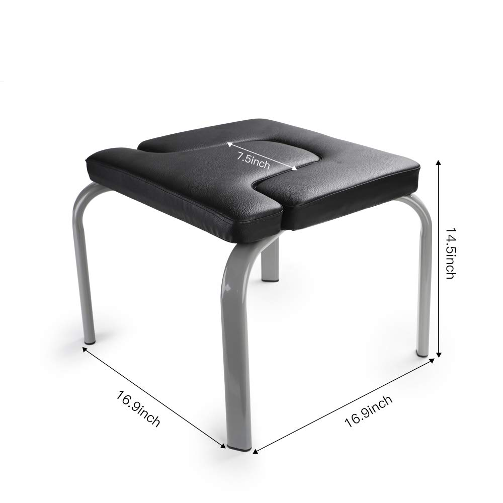 Scool Yoga Headstand Bench Yoga Inversion Chair Great for Workout, Fitness and Gym by Scool (Image #3)