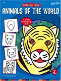 Kids Can Draw Animals of the World, , 1560102764