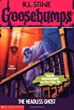 The Headless Ghost, R. L. Stine, 0590568744