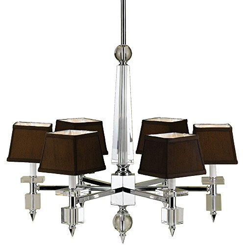 Cluny Accent (Cluny 6-Light Crystal Chandelier)
