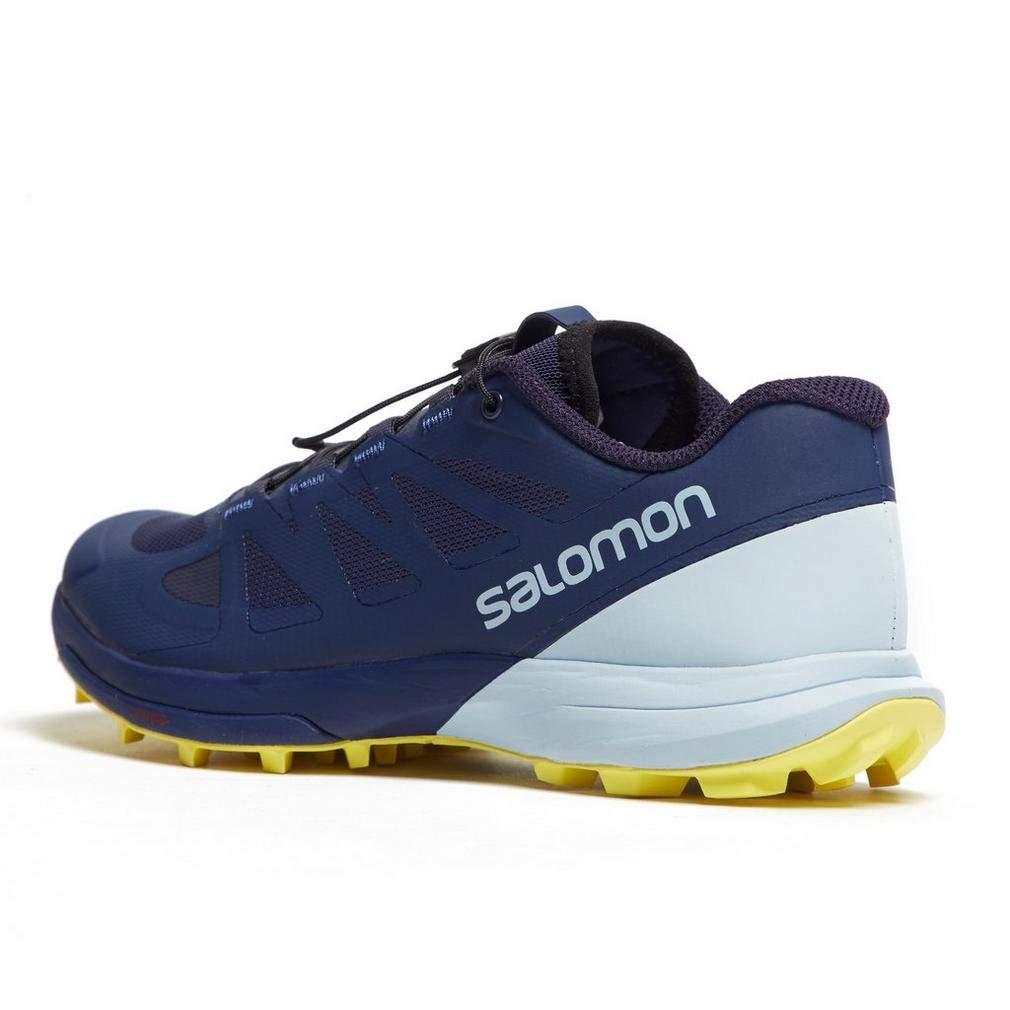 Salomon Sense Sense Sense Pro 3 Trail-Laufschuhe für Damen Marineblau 38 df1686