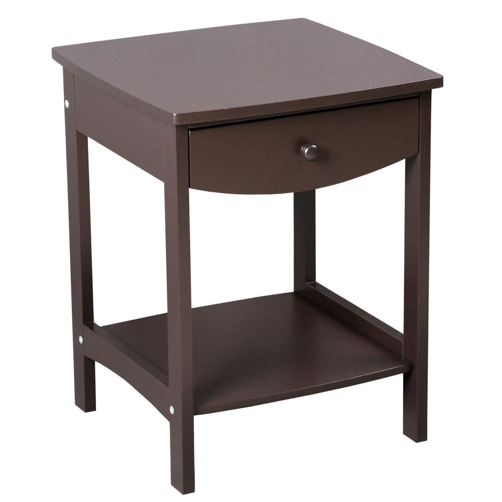 Amazon.com: POCHDUDY Mesa auxiliar multifunción para sofá ...