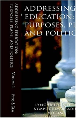 Book Lynchburg College Symposium Readings Volume 1