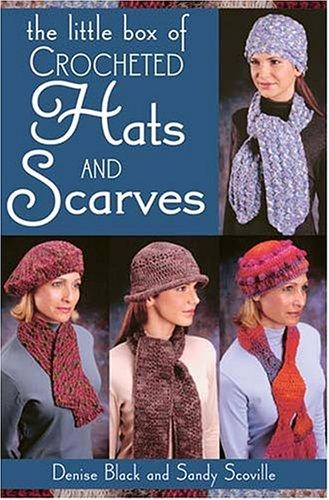 Crocheted Scarf Pattern - 7