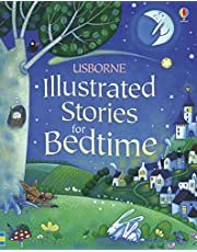 Illustrated Stories for Bedtime By Lesley Sims - Hardcover