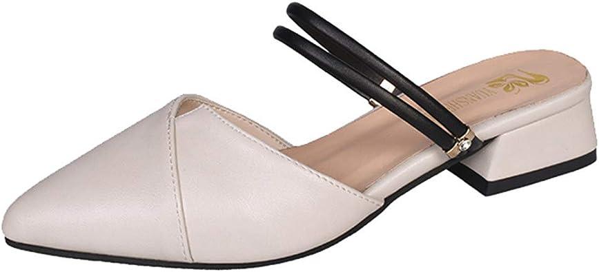 Sandales Plates élégantes Femmes, Womens Sandales à Talons