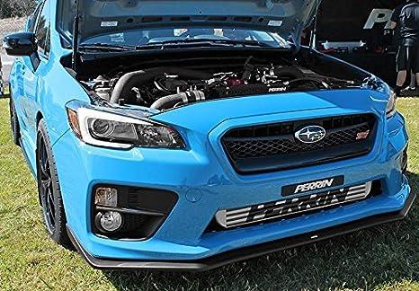 Perrin rendimiento 2015 - 2017 frontal para Subaru STI Intercooler (negro Core y haz) (psp-itr-437 - 1BK): Amazon.es: Coche y moto