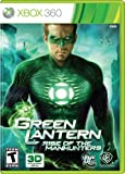 Green Lantern: Rise of the Manhunters - Xbox 360