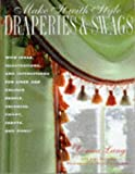 how to make a window valance Make It with Style: Draperies and Swags