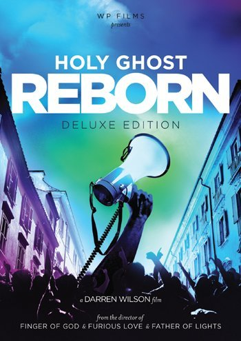 Holy Ghost Reborn Deluxe Edition by Darren Wilson
