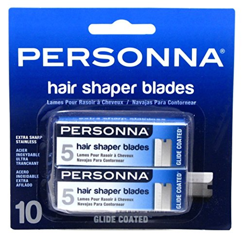 Personna Shaper Blades (Hair Shaper)