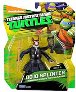 2014 *** Dojo SPLINTER COMPLETA *** Teenage Mutant Ninja Turtles TMNT