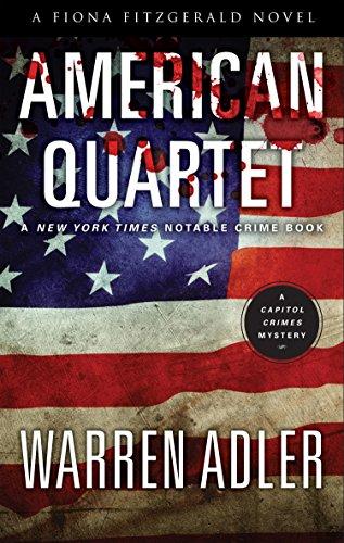 American Quartet (A Fiona Fitzgerald Mystery) (The Fiona Fitzgerald Mystery Series  Book 1) by [Adler, Warren]